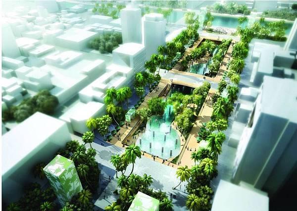 「府城軸帶地景改造國際競圖」第一名作品3D.jpg