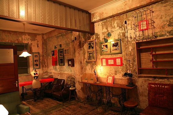 三樓,原未開放的房間,已整理成展覽室