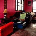 室內復古式沙發座椅