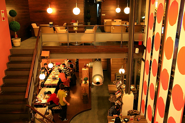 店內座位,一樓,空拍.JPG