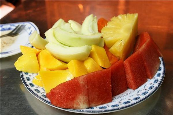 綜合水果切盤