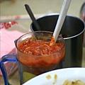 豆瓣醬與酸菜