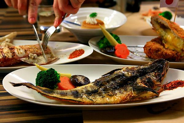 餐,烤魚,單點.JPG