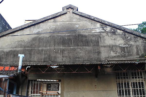 舊式磚造平房