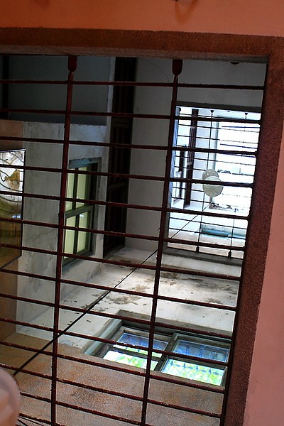 二樓往上拍天井,另個角度