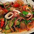 涼拌海鮮沙拉