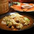蝦醬炒高麗菜