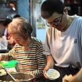 母子倆一起經營的米糕店