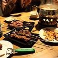 烤孜然牛肉串