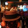 紅酒與禮帽