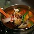 酸辣海鮮湯,湯料