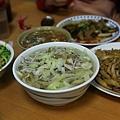 三鮮湯麵及晚餐
