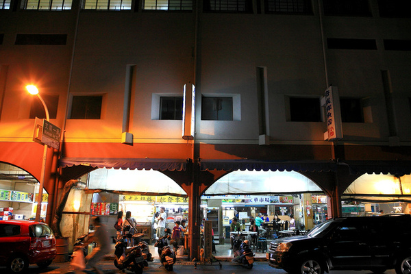 店外觀,市場一樓