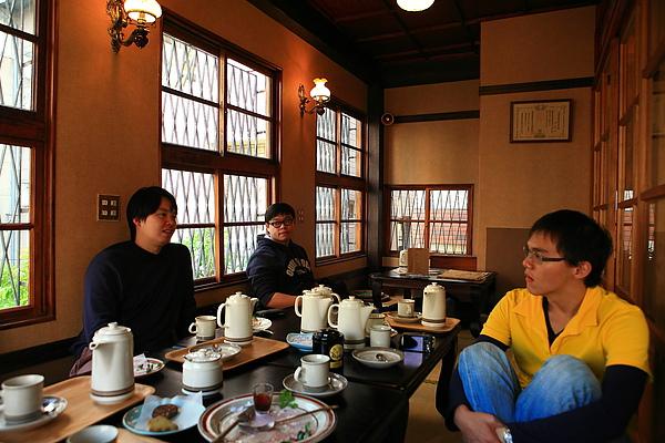 二樓店內座位,下午茶聚會.JPG