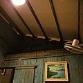 天花板,已經重整過
