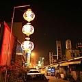 萬昌街上的紅燈籠