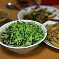 炸醬麵、滷菜