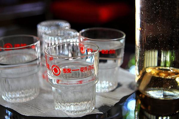 杯子,是統一麵筋