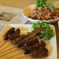 沙嗲牛肉串