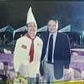 第二代主廚許宗哲與李安