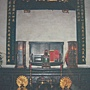 大嵙崁祖厝的神明廳。