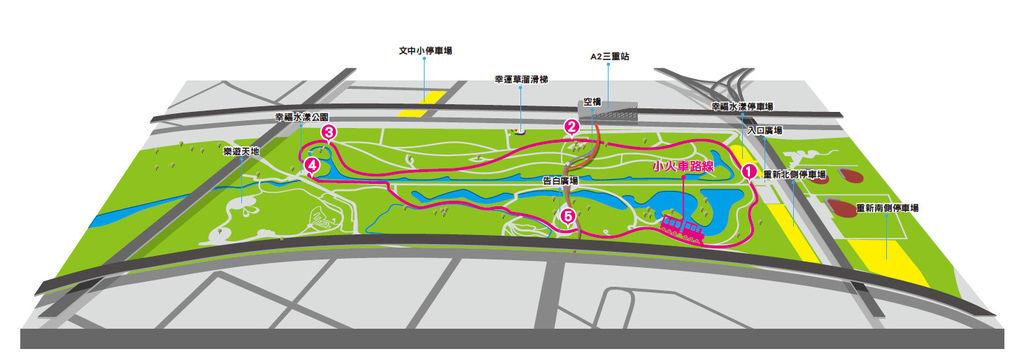 大台北都會公園幸福小火車路線.jpg