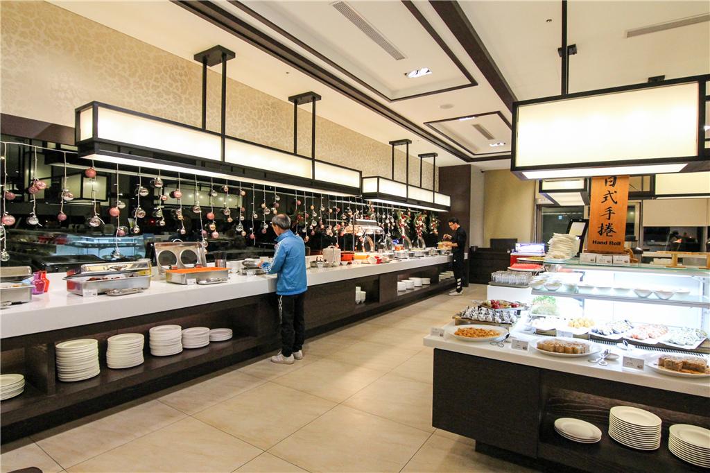 悅川酒店羅琳西餐廳buffet (31).jpg