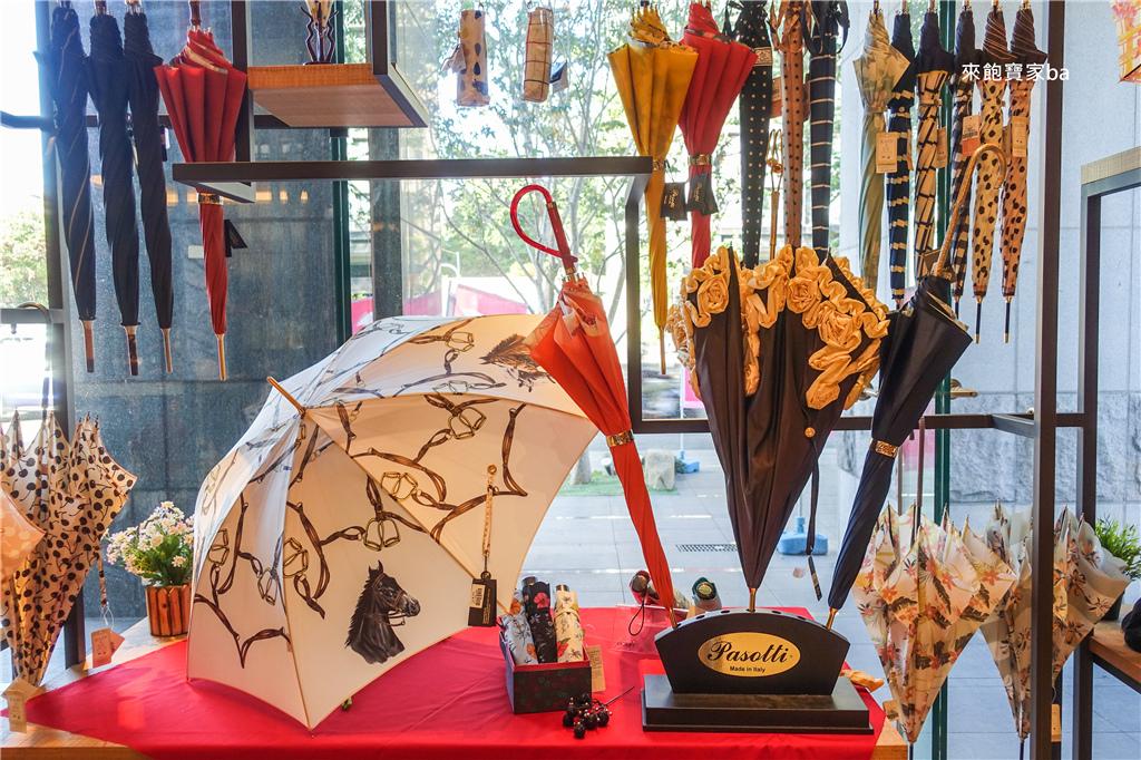 義大利精品雨傘Pasotti-台中景點雨傘