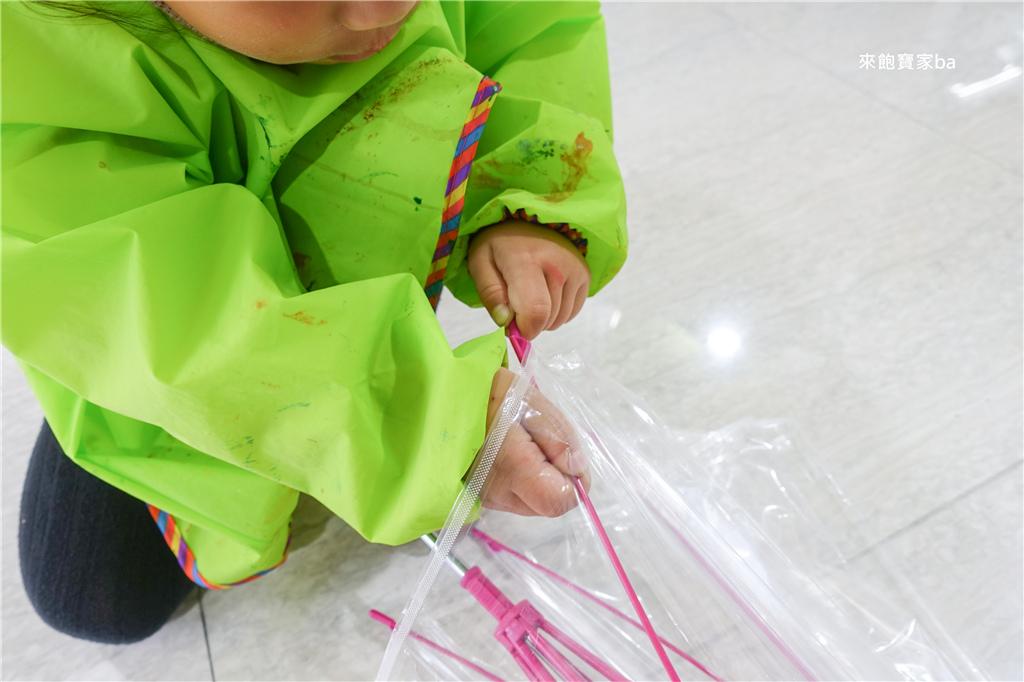 台中親子diy-大振豐組裝傘