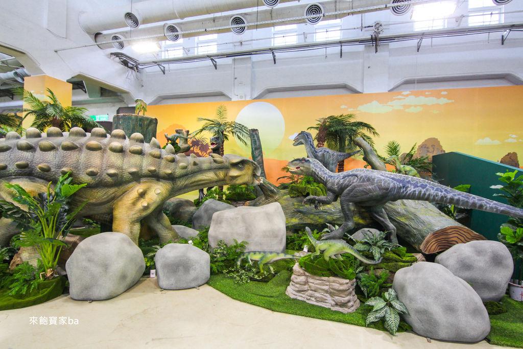 台中暑假展覽-侏羅紀恐龍水世界 (71).jpg