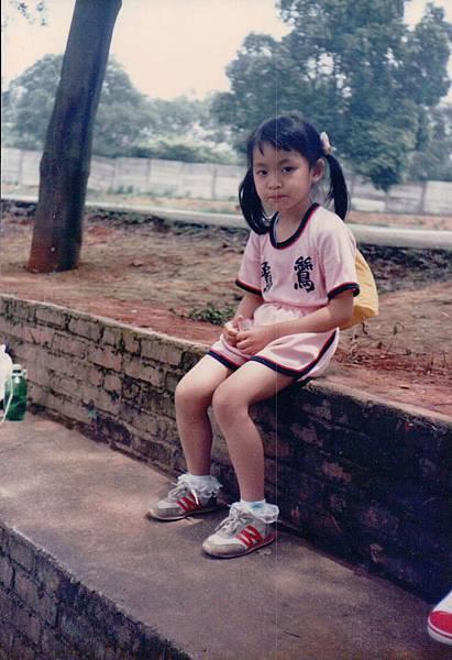 5_原來從小就是小美人了!