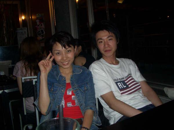 Lily & 小饒