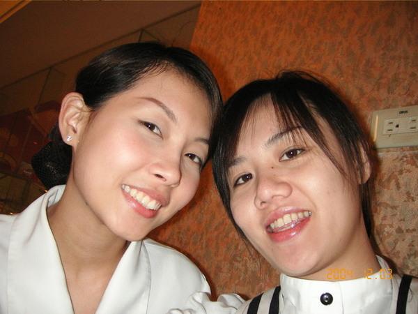 Lily & Selina大臉照