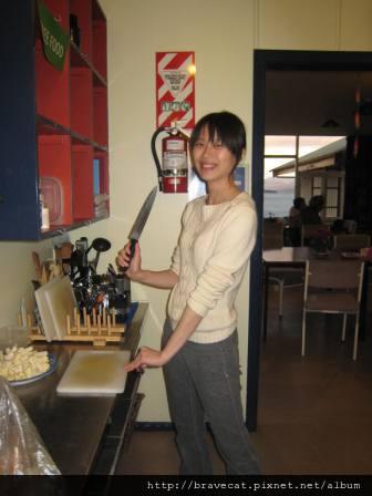 IMG_1282 Tecapo YHA-第一次在YHA煮東西.JPG