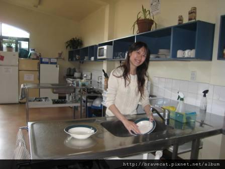 IMG_1605 Motueka-Bakers Lodge廚房.JPG
