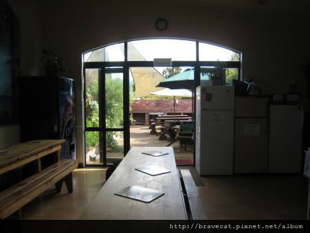 IMG_1606 Motueka-Bakers Lodge廚房一角.JPG
