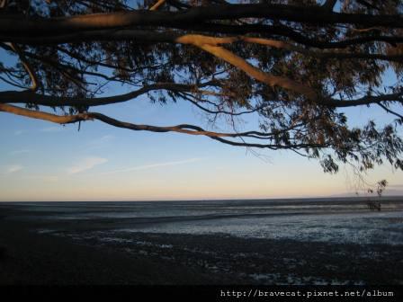 IMG_1696 Motueka -Tasman Bay夕陽.JPG