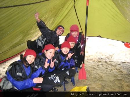IMG_3401 Kiwi Kayaks - Sea Kayaks我來囉.Selina & Sherry & Me & Li Fung & Jody & Chow.JPG