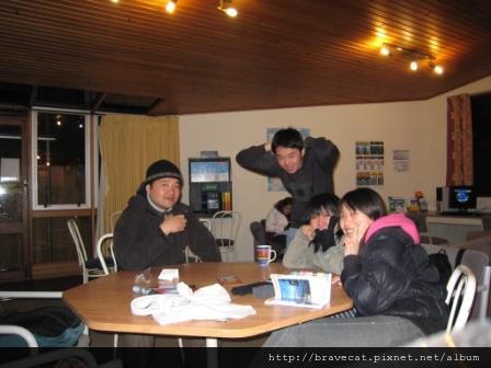 IMG_1268 Aspen-大家開心的齊聚一堂,Sam & Ujin & Yayoi & Me.JPG
