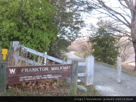 IMG_2473 Frankton Walkway,入口