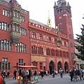 巴塞爾市政廳