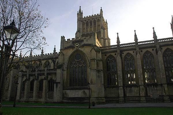 Bristol大教堂