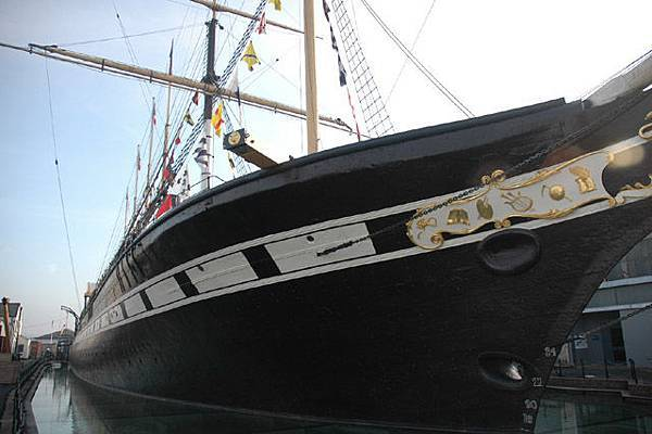 第一艘航向澳洲的船