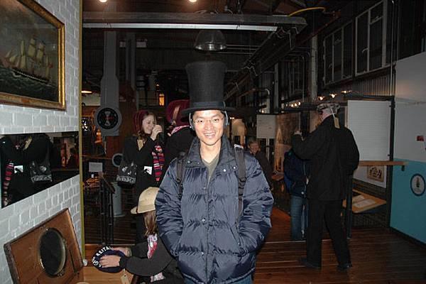 傳統紳士帽