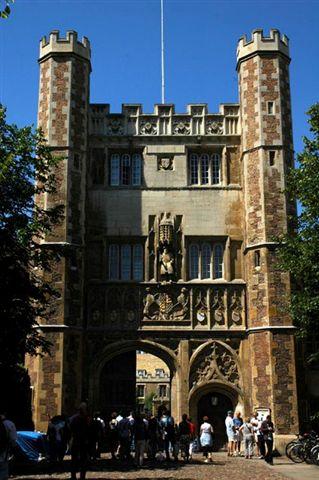 劍橋三一學院