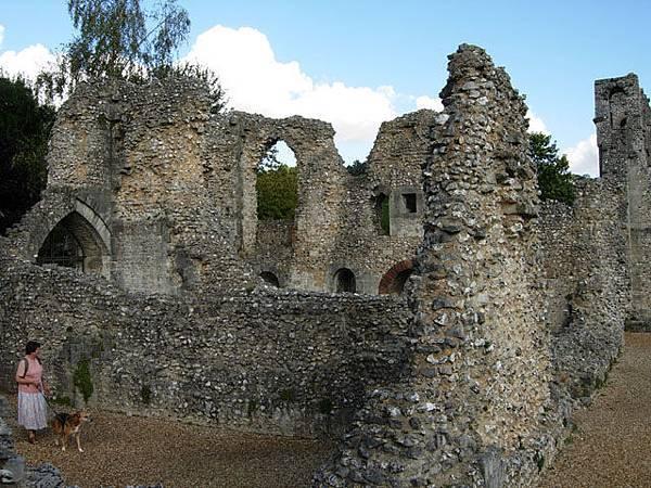 古城牆一隅