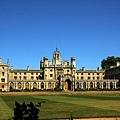 劍橋克萊爾學院