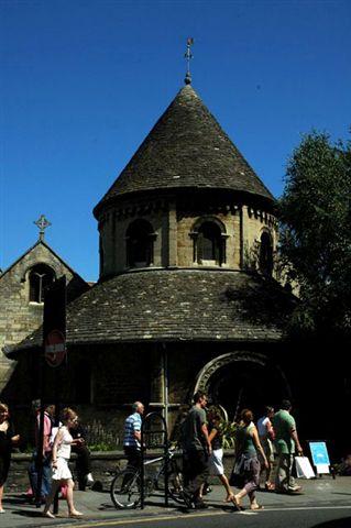 劍橋圓型教堂