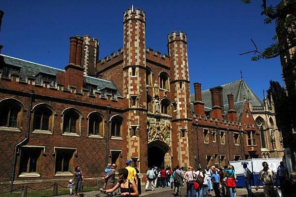 劍橋聖約翰學院
