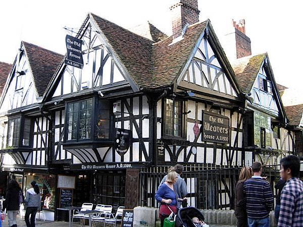 Weaver's House